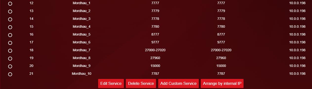 Dedicated Server on seperate computer, port-forwarding