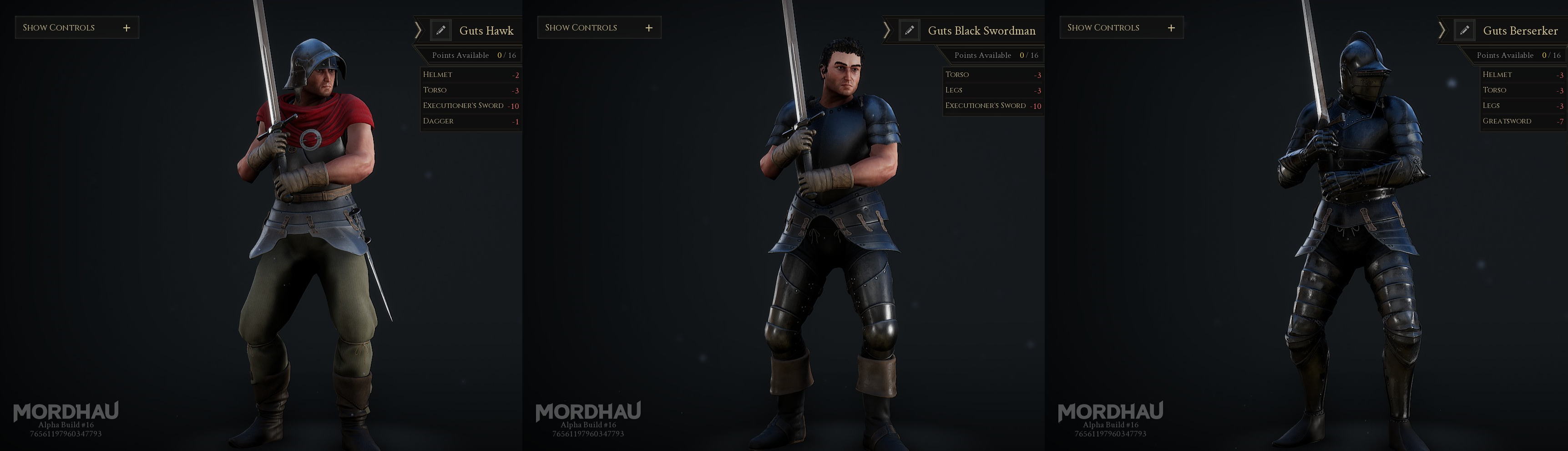 Everyone post your pimped out warriors! - Mordhau com Forums