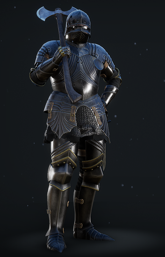 15th Century German Knight 3.png