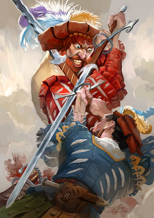 landsknecht_fight_by_guzboroda-d3fpimw.jpg