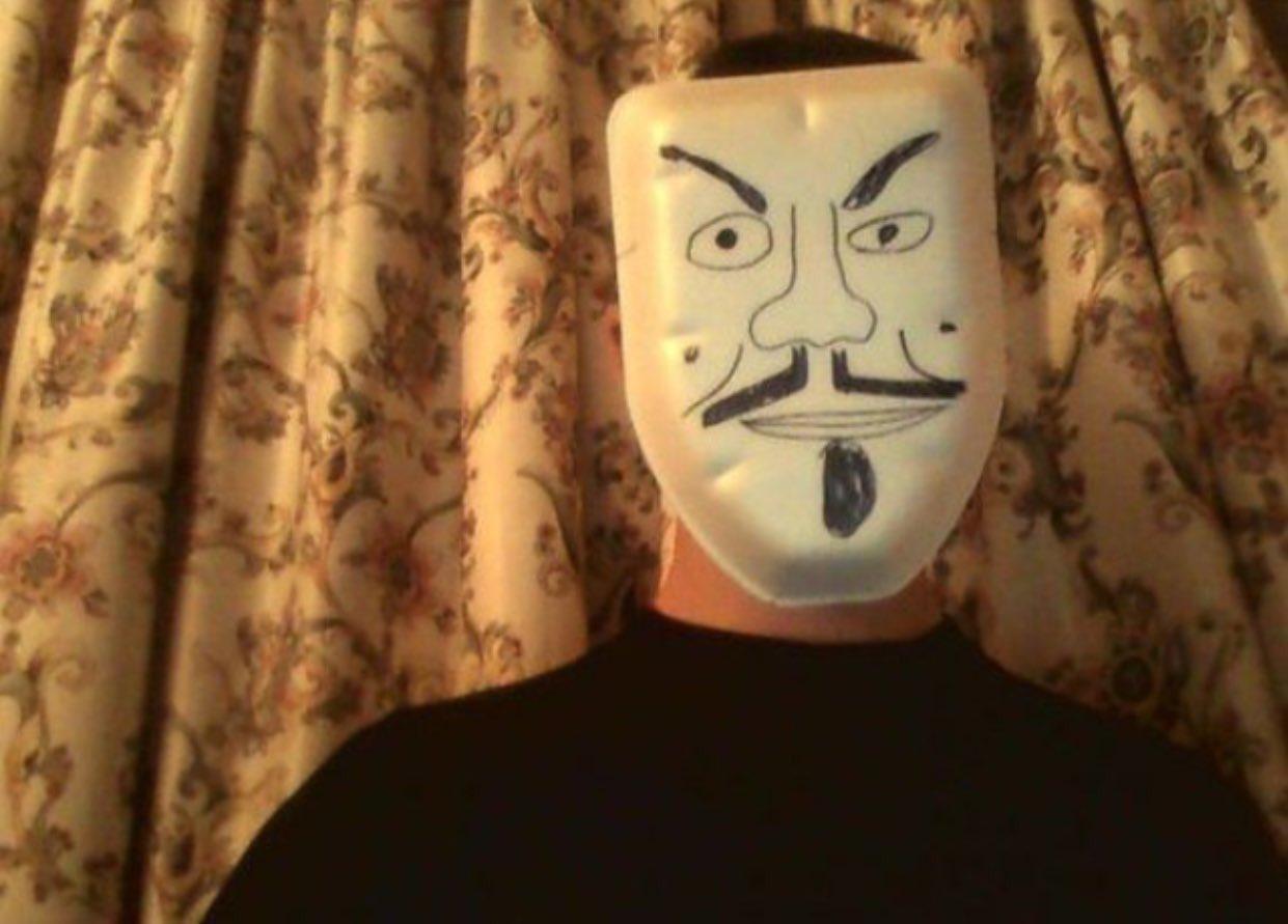 смешные картинки анонима способов
