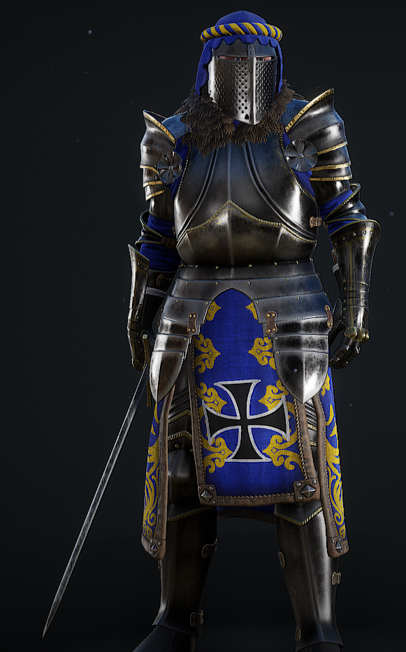 My first good knight.png