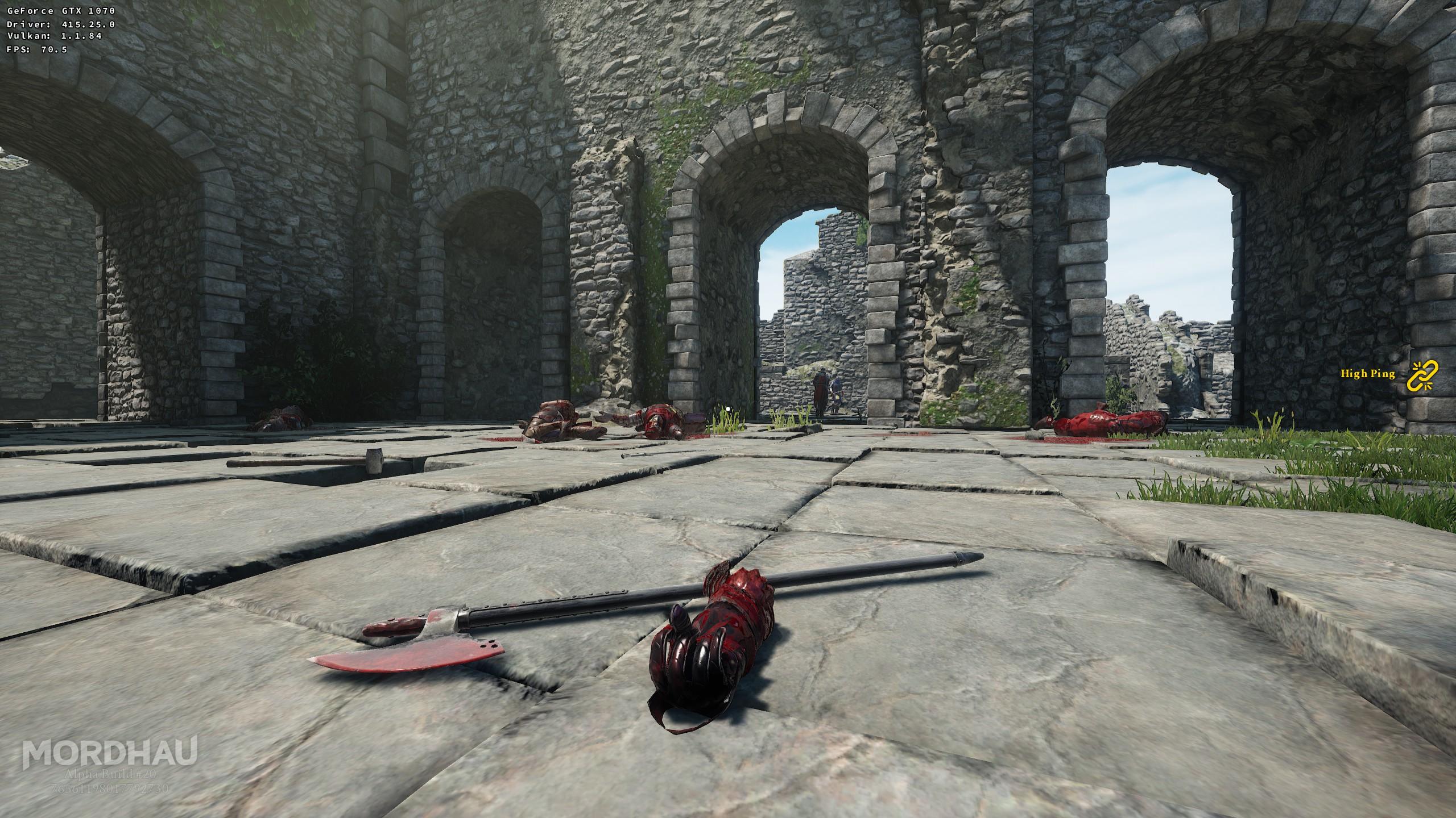 HowTo play Mordhau Alpha on Linux (Steam Play) - Mordhau com Forums