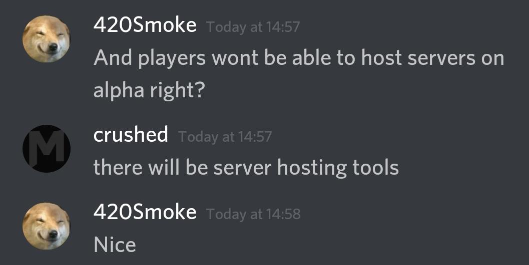 Private games/ Friends only servers - Mordhau com Forums